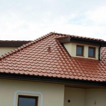 Embud - Pokrycia dachowe - realizacja